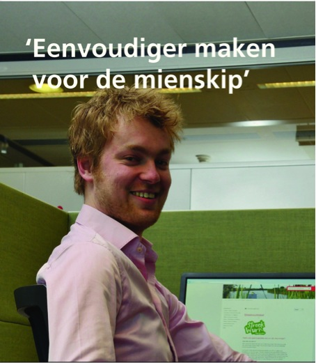 Verhalen medewerkers provincie Fryslân