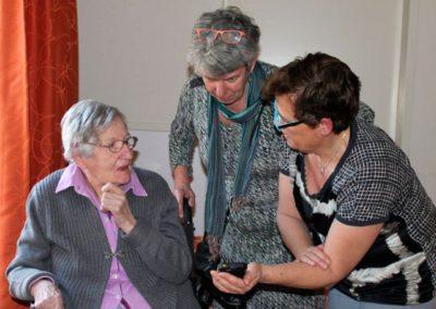 Communicatie zorgtechnologie Zorggroep Oude en Nieuwe Land